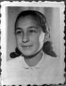 Mi madre sonreía, pero en el fondo estaba aterrorizada, como muchas de nosotras.