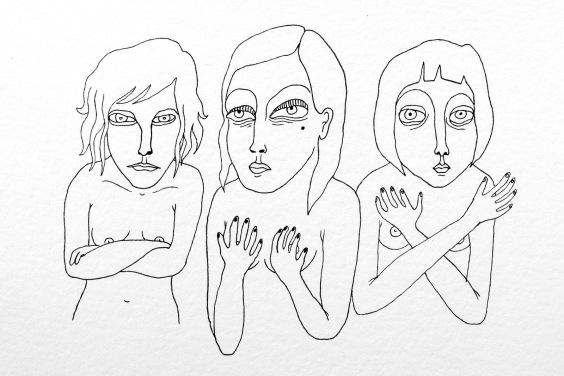 """""""3 formas proteger los senos de un sopapo"""""""